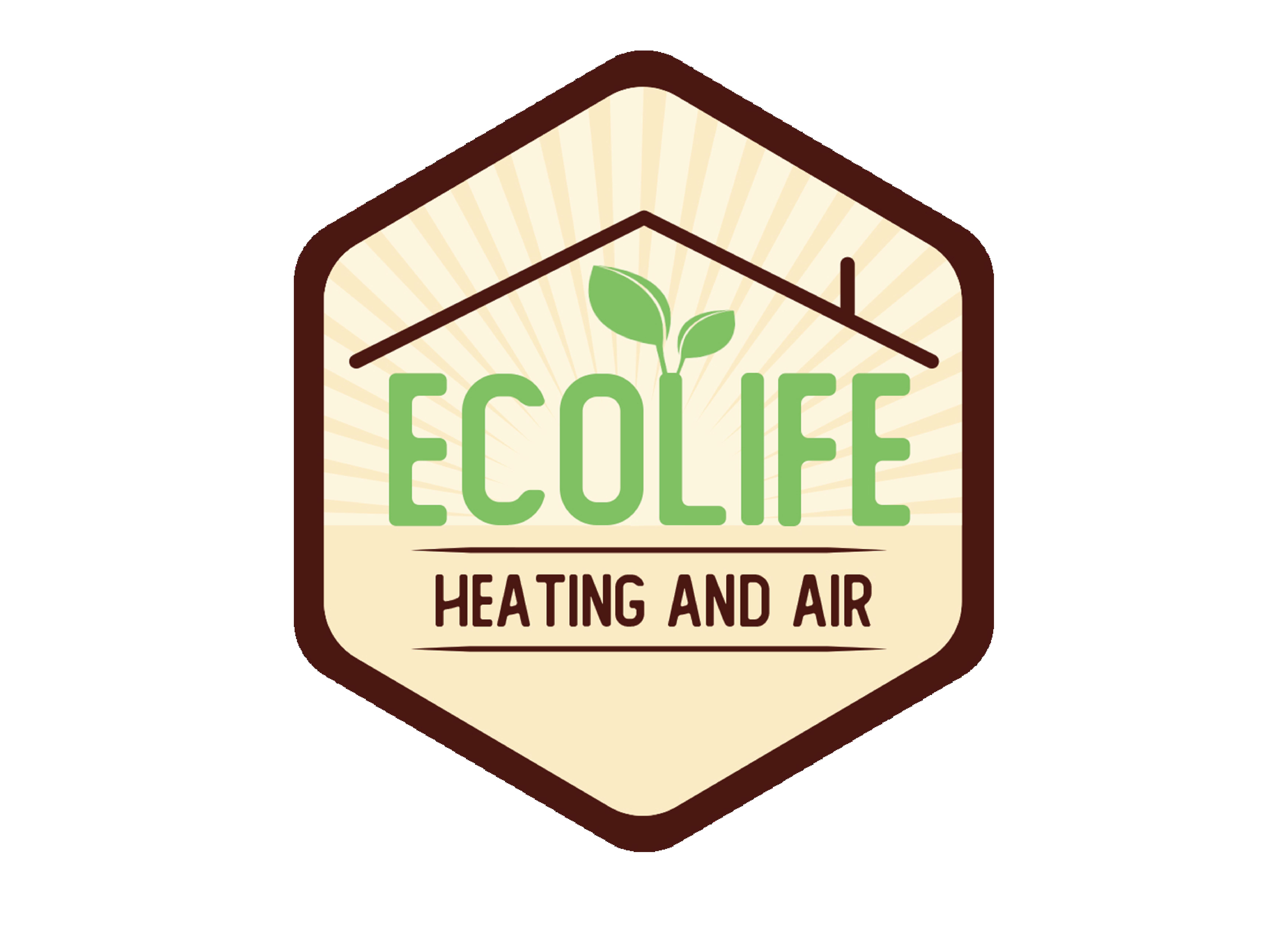 Eco-Life HVAC Logo
